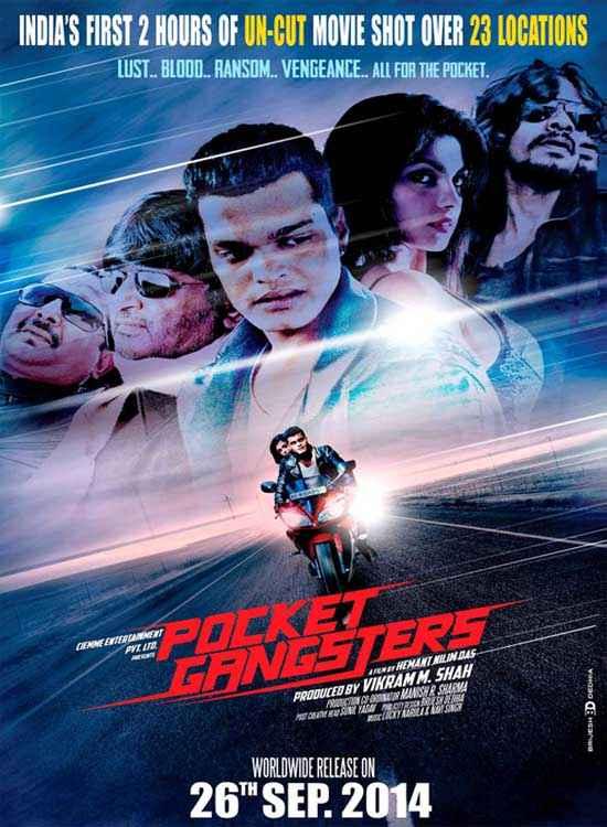 Pocket Gangsters HD Wallpaper Poster