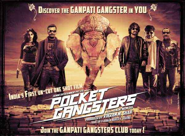 Pocket Gangsters Image Poster