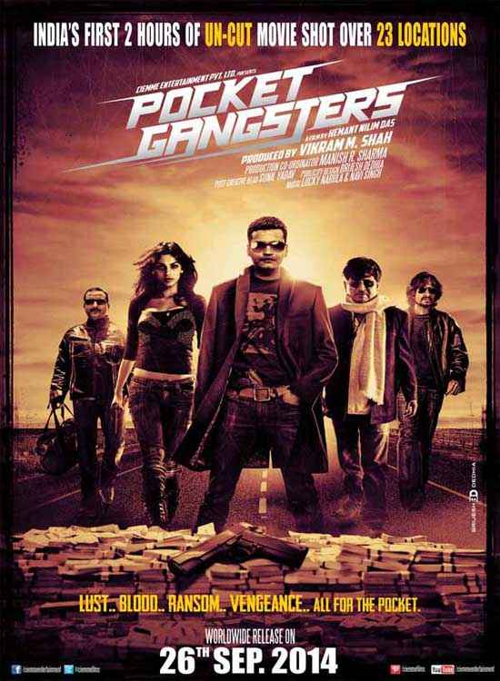 Pocket Gangsters Photos Poster
