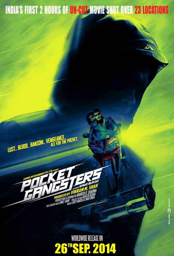 Pocket Gangsters Pic Poster