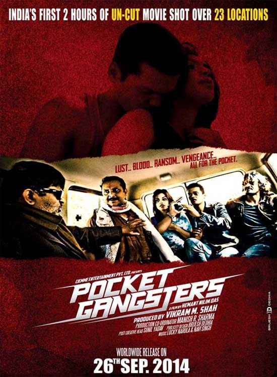 Pocket Gangsters Picture Poster