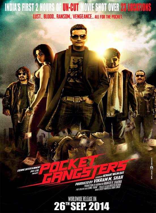 Pocket Gangsters Wallpaper Poster