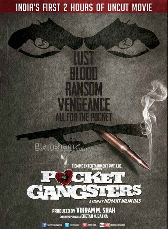 Pocket Gangsters Poster