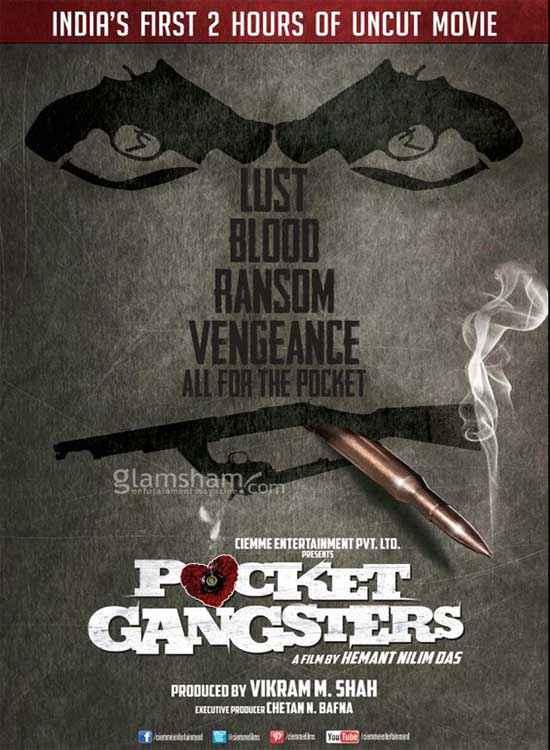 Pocket Gangsters Poster