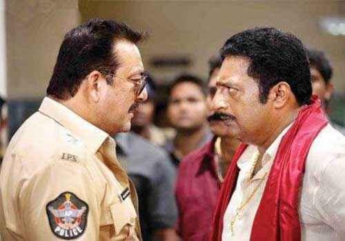 Policegiri Sanjay Dutt , Prakash Raj Stills