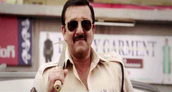 Policegiri Sanjay Dutt in Black Goggles Stills