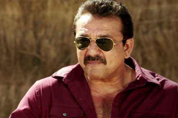 Policegiri Sanjay Dutt in Goggles Stills
