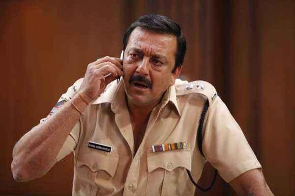 Policegiri Sanjay Dutt in Police Dress Stills