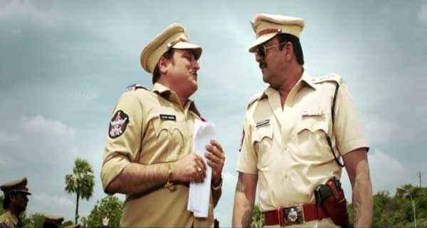 Policegiri Sanjay Dutt in Police look Stills