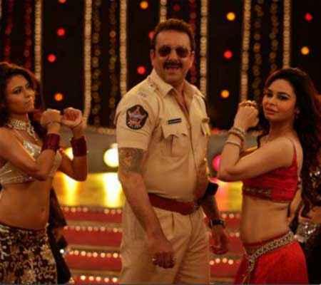 Policegiri Sanjay Dutt in Song Stills