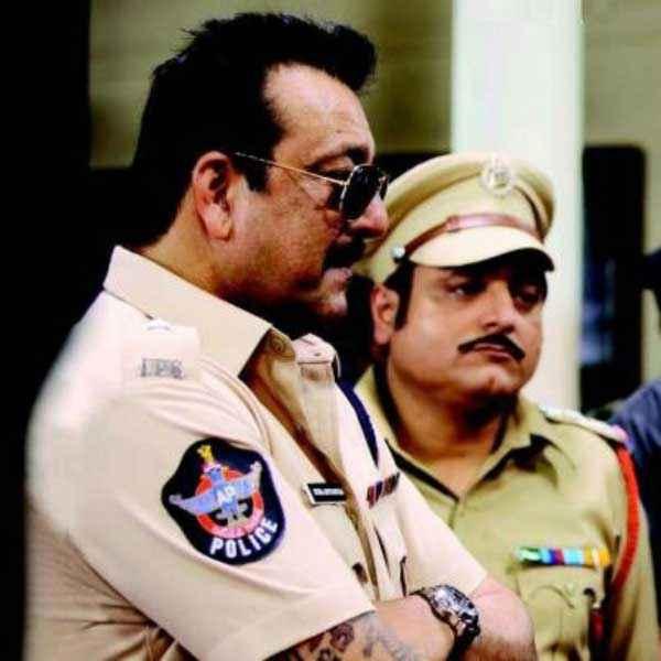 Policegiri Sanjay Dutt Pics Stills
