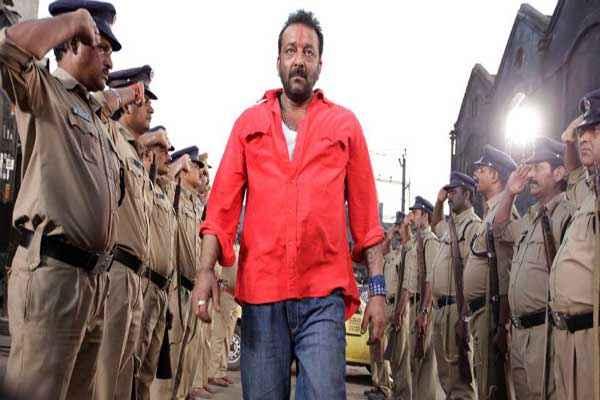 Policegiri Sanjay Dutt Picture Stills