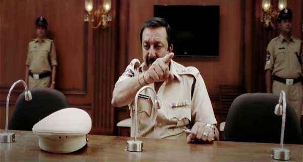Policegiri Sanjay Dutt with Mind It Look Stills
