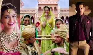 Prem Ratan Dhan Payo Sonam Kapoor Salman Khan Neil Nitin Mukesh Stills