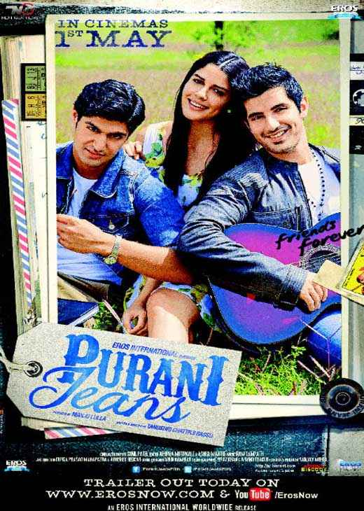 Purani Jeans First Look Poster