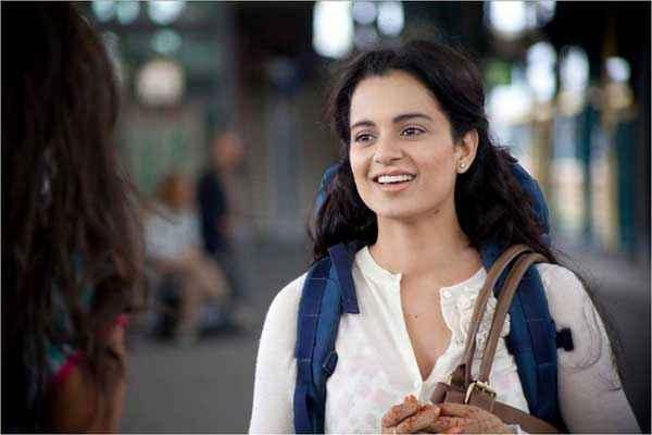 Queen Star Cast Kangana Ranaut