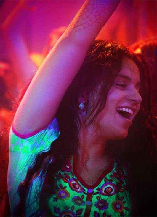 Queen Kangana Ranaut Dance Stills