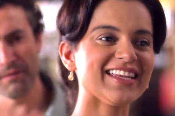 Queen Kangana Ranaut Smile Stills