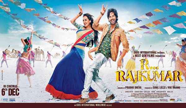 R Rajkumar Wallpaper Poster