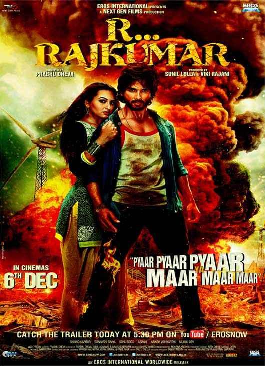 R Rajkumar  Poster