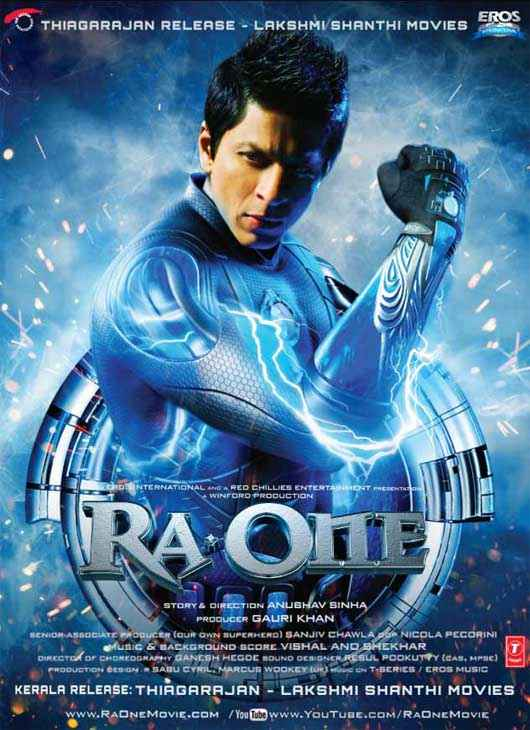 Ra One HD Wallpaper Poster