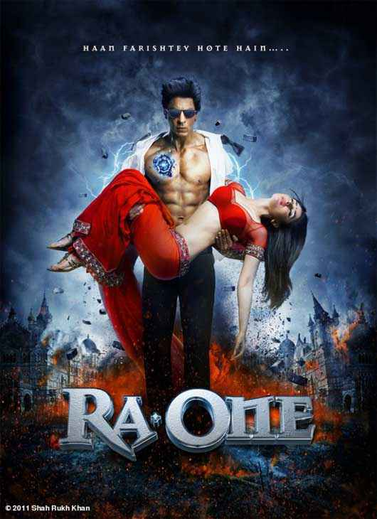 Ra One Wallpaper Poster