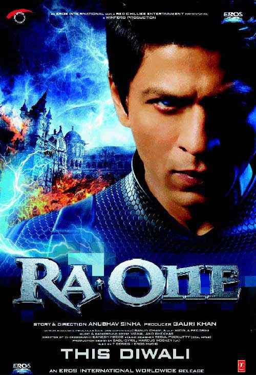 Ra One Poster