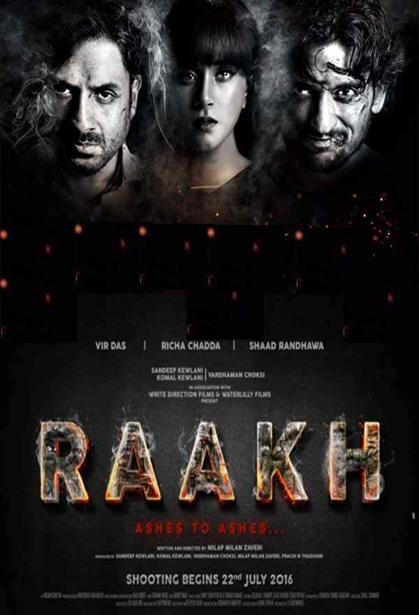 Raakh (2016)  Poster