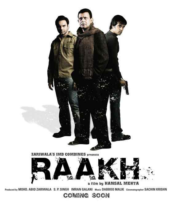 Raakh  Poster