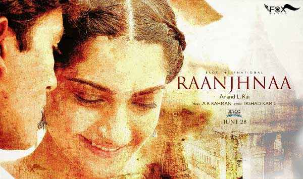 Raanjhnaa Images Poster