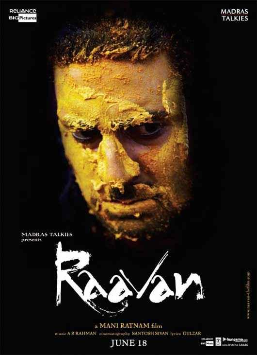 Raavan First Look Poster