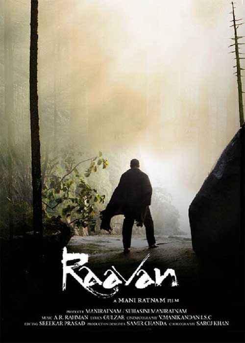 Raavan Wallpaper Poster