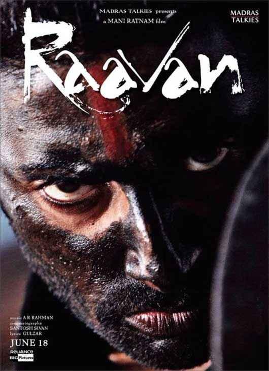 Raavan  Poster