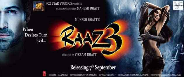 Raaz 3 Photos Poster