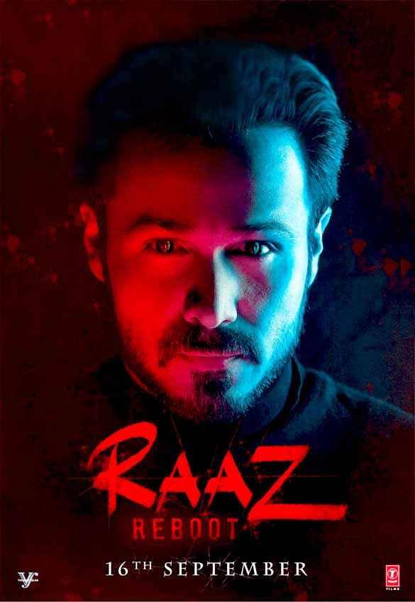 Raaz Reboot Emraan Hashmi Poster