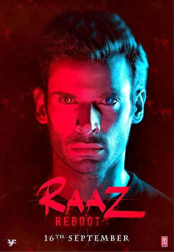 Raaz Reboot Gaurav Arora Poster