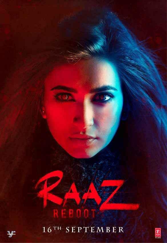 Raaz Reboot Kriti Kharbanda Poster
