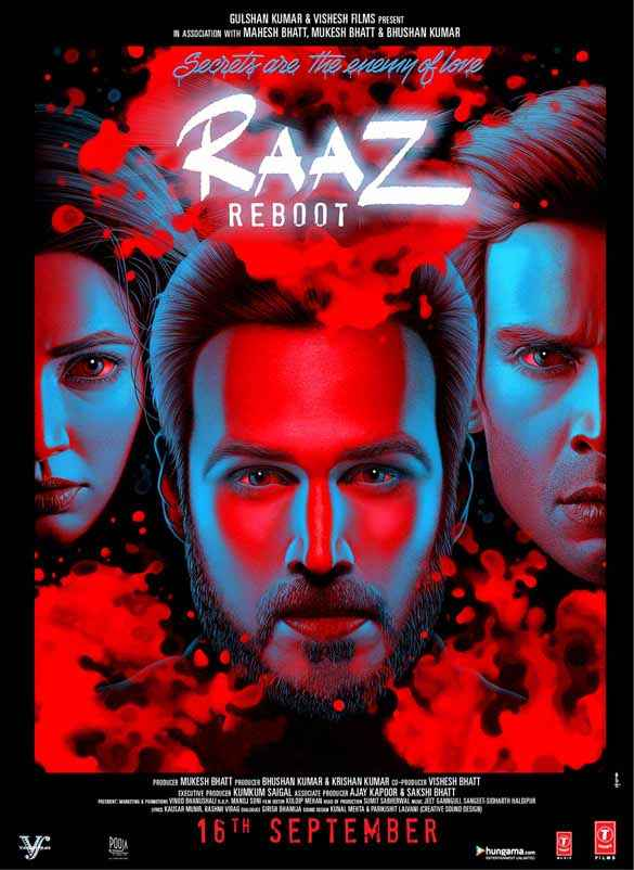 Raaz Reboot Wallpaper Poster