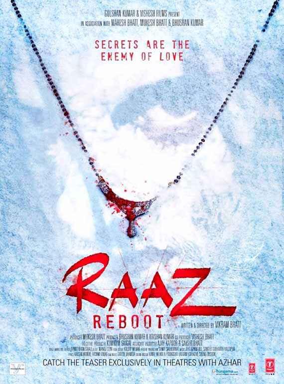 Raaz Reboot 2016 Movie Songs Lyrics Videos Trailer