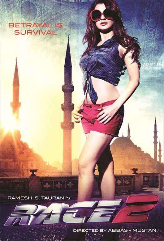 Race 2 Ameesha Patel Poster