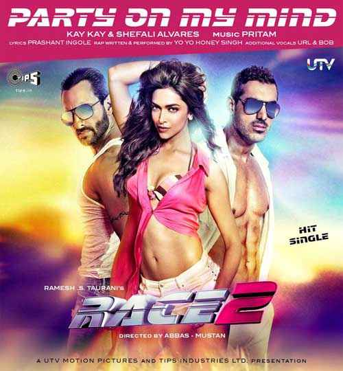Race 2 Pictures Poster