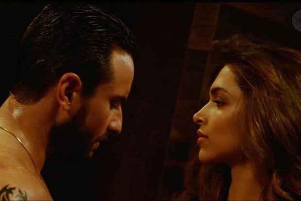 Race 2 Saif Ali Khan Deepika Padukone HD Wallpaper Stills