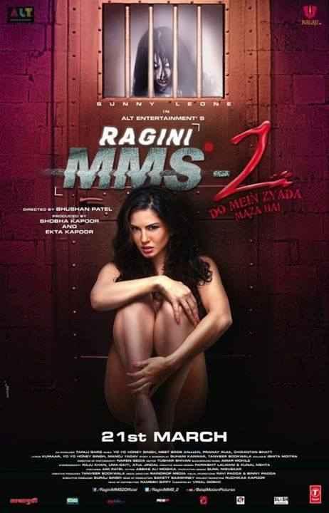 Ragini MMS 2 Hot Poster