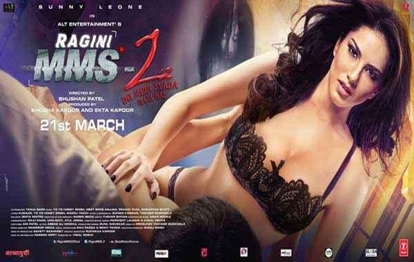 Ragini MMS 2 Sunny Leone Bikini Poster