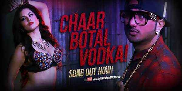 Ragini MMS 2 Chaar Botal Vodka Song Stills