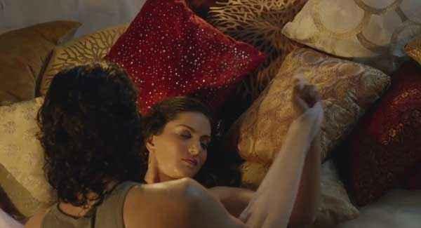 Ragini MMS 2 Saahil Prem Sunny Leone Bed Scene Stills