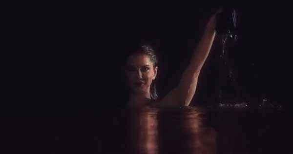 Ragini MMS 2 Sunny Leone Bikini In Water Stills