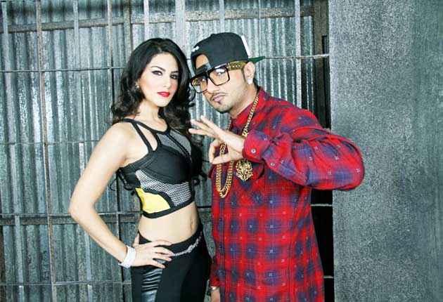 Ragini MMS 2 Sunny Leone Honey Singh Char Bottle Vodka Song Stills
