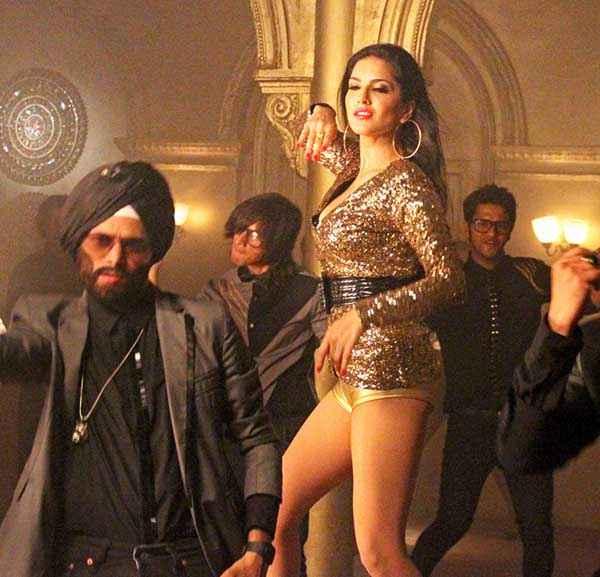 Ragini MMS 2 Sunny Leone Hot Dance Stills
