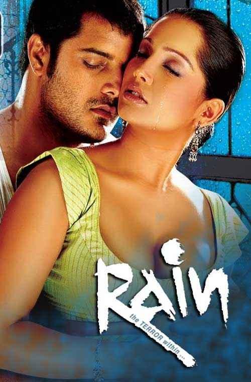 Rain - The Terror Within Himanshu Malik Meghna Naidu Poster